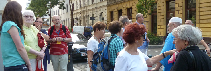 Fußgängercheck & Fußgängernetze