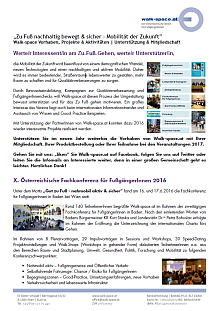 Cover Vereinsbrief