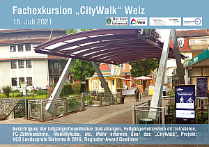 Cover Flyer Weiz