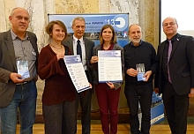 LandespreisträgerInnen des Walk-space AWARDs - Wien